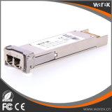 호환성 Cisco 10GBASE-ZR/ZW 및 OC-192/STM-64 LR-2 XFP 1550nm 80km 송수신기