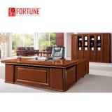 Luxuxentwurfs-Walnuss-großer Büro-Schreibtisch für Verkauf