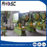 J23-63 Ton chapa metálica Perfuração máquina de carimbar prensa elétrica Mecânica