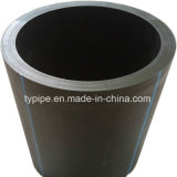 Dn125mm 1.6MPa fio de aço reforçado o tubo plástico de PE