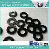 黒くか明白の産業スプリングウオッシャー(DIN127)