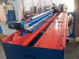 El PLC controla el soldador recto de la costura del acero inoxidable de la máquina de la soldadura continua