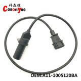 De Sensor van de Positie van de trapas, Gouden Kop, de Ventilator van Li, Chery/A11, OEM: A11-1005120ba