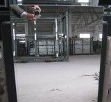 3mm 4 mm a 5 mm 6 mm a folha de espelho de prata com tinta de revestimento duplo em 2134mm*3300mm