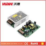 50W 5V 10A Schaltungs-Stromversorgung mit Kurzschluss-Schutz