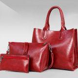 1つのセットのHandbag低価格の戦闘状況表示板の女性高品質PUの革製バッグの一定の女性のショルダー・バッグSy8573の3PCS
