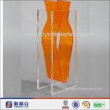 De AcrylVaas van de Kleur van de douane met Embleem