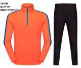 Tracksuits Sportswear раскрыли/промелькнутое печатание вышивки куртки карманное идущее