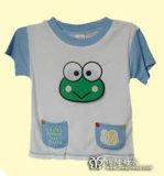 T-shirt infantis