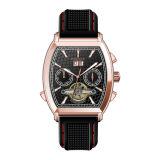 Relojes de gama alta de los hombres de la marca de lujo reloj cronógrafo automático OEM