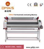O DMS-1600um laminador de película quente e frio com sistema de corte