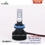 IP67 8000lm pH-Zes Scheinwerfer des Auto-LED (CREE xhp50 wahlweise freigestellt)