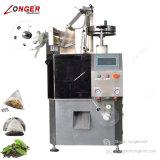 Machine à emballer en nylon de sachet à thé de triangle de modèle attrayant