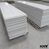 De kunstmatige Oppervlakte van de Verkoop van de Steen Hete Zuivere Witte Acryl Stevige