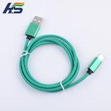 무료 샘플 데이터 충전기 중국 공장에서 큰 USB 케이블
