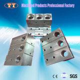 Gietende Delen CNC die van het aluminium de Huisvesting van het Malen van het Schild van de Motor van Delen machinaal bewerken