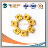 A DCV carboneto de revestimento PVD Indexable insertos de moagem de viragem
