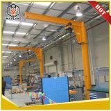 Libre de alta resistencia eléctrica de rotación de la grúa de pluma para manipulación de materiales