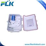 16 faisceaux/ports d'intérieur/cadre de distribution extérieur de fibre de FTTH