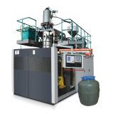 Tanque de gasolina automático del tubo de viento de los grandes contenedores de la máquina de moldeo por soplado Dhb110