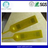 Plastik-RFID ABS Dichtungs-Marke für den Sicherheits-Gleichlauf