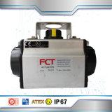 Doble acción Made in China actuador neumático de alta calidad