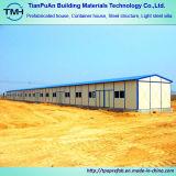 Casa prefabricada material modular de Buillding del panel de emparedado