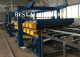 Dach-Blatt-Felsen-Wolle-Zwischenlage-Panel-Maschine