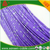 Very Thin CROSS Linked PVC Insulated Heat Resistant Low Voltage Wires for motor car