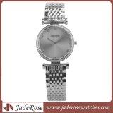 Luxuxfrauen-Armband-Uhr-Form-Frauen-Kleid-Quarz-Armbanduhr