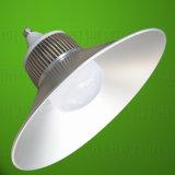 Luz de bulbo de alumínio do diodo emissor de luz da carcaça do poder superior E27