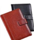 高品質のカスタムハードカバーのノート日記のメモ帳の印刷