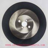 Gebogen Blad van de Cirkelzaag van het Staal van de Hoge snelheid van Tanden hSS-Dmo5 (160 Teeths) 400 X 3.0 X 32