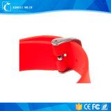 13.56MHz impermeabilizzano il Wristband del silicone RFID dell'inarcamento della vigilanza di modo