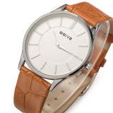 Förderung-Paar überwacht Form-Dame-Armbanduhr (WY-1065GD)