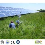 L'più alto comitato solare monocristallino 345W di PV dell'output di forza motrice offre il futuro di potere pulito