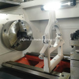 Ck160 CNC Horizontale Olieleiding die Draaibank inpast