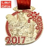 Fabricante china de la medalla de esculturas personalizadas de calidad superior.