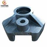 Bâti malléable de fer de bride de roulement d'axe de fabrication de la Chine
