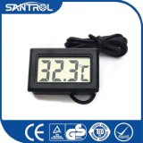 Termómetro de Digitaces industrial de la refrigeración con el sensor de Ntc