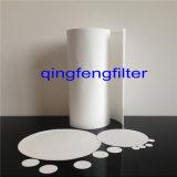 Het Membraan van de Filter van Schijven PVDF voor de Behandeling van het Water
