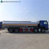 8X4 de Tankwagen van de Brandstof van Sinotruk, De Vrachtwagen van de Olietanker
