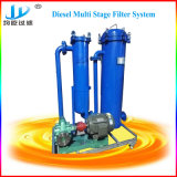필터 원자를 가진 Biodisel 기름 정화 시스템