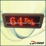 Orologio del LED Digital per il bus