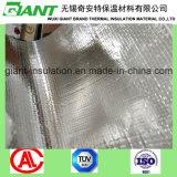 Isolation Sarking aluminium perforé tissu tissé