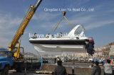 boot van de Rib van de Vissersboot van de Boot van de Glasvezel van 7.5m de Stijve Opblaasbare