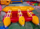 Шлюпка высокого качества конструкции фабрики дешевая раздувная/4 рыбы летания пробки раздувных/раздувной шлюпка банана для сбывания