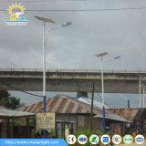 7mの50WナイジェリアのためのSoncapの太陽街灯