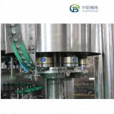 Full automatic garrafa pet controlados por PLC máquina de enchimento de Bebidas carbonatadas