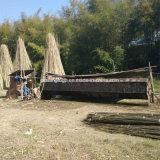 Natürlicher Bambus durch Plastic für Landwirtschafts-Gebrauch
